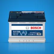 Akumulatory Bosch Katowice