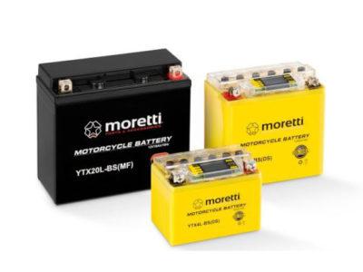 Akumulatory I-GEL z lCD - Moretti Katowice